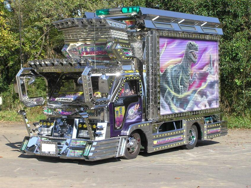 デコトラトラック