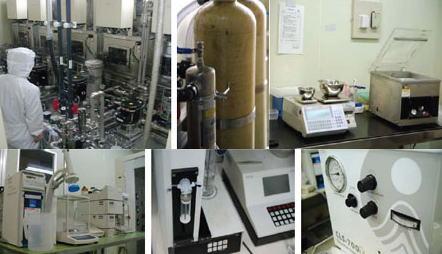 化学研磨の品質管理